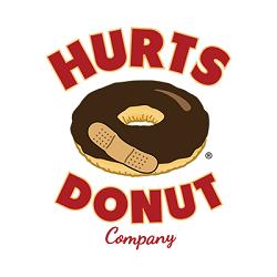 Hurts Donut - Middleton Logo