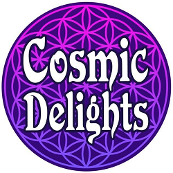 Cosmic Delights Logo