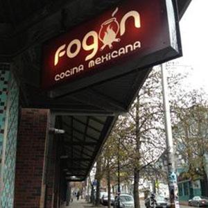 Fogon Cocina Mexicana Logo
