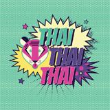 THAI THAI THAI Logo