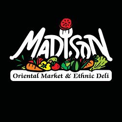 Madison Oriental Market Logo