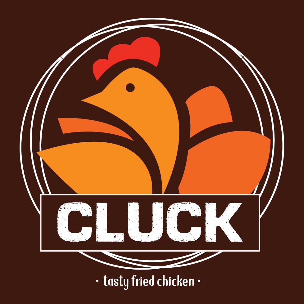 Cluck - Downtown Logo