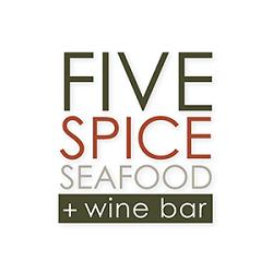 Five Spice Seafood & Wine Bar Logo
