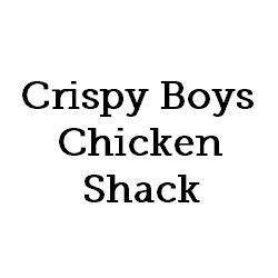 Crispy Boys Chicken Shack - Hilldale Logo