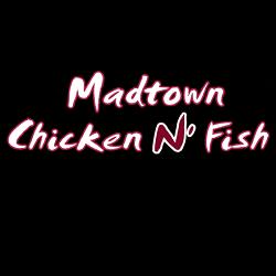Madtown Chicken n' Fish Logo