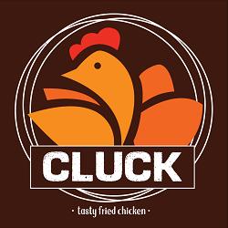 Cluck - Middleton Logo