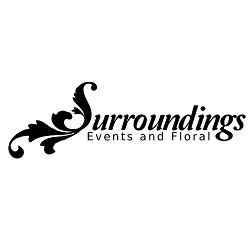 Surroundings Events & Floral Logo