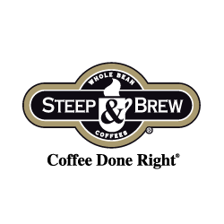 Steep and Brew West Logo