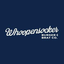 Whoopensocker Burger & Brat Co. - Fitchburg Logo