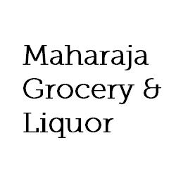 Maharaja Grocery & Liquor Logo