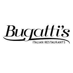 Bugatti's Ristorante Logo