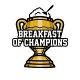 BREAKFAST OF CHAMPIONS Logo