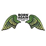 Born Again Vegetarian Subs  Logo