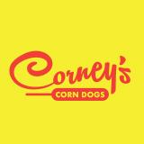 Corney's Corn Dogs Logo