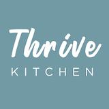 Thrive Kitchen (Low Cal Bowls - Girard) Logo