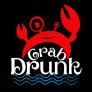 Drunk Crab Logo