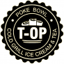 T-OP Poke Bowl Logo