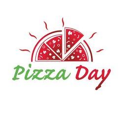 Pizza Day Logo