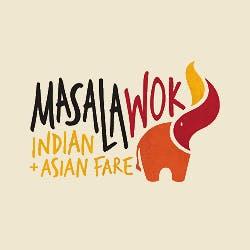 Masala Wok - Indian + Asian Fare Logo