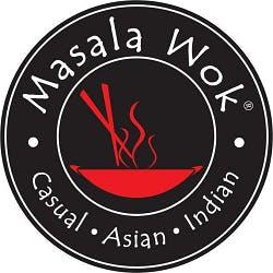 Masala Wok - Indian + Asian Fare - Center Ridge Logo