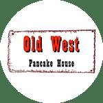 Old West Pancake Logo