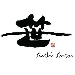 Sushi Sasa Logo