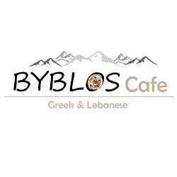 Byblos Cafe - N Corona St Logo