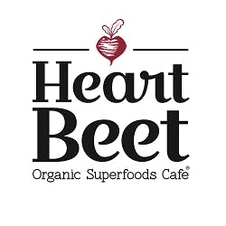 HeartBeet Organic Superfoods Cafe - California Ave SW Logo
