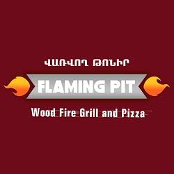 Flaming Pit Logo