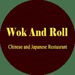 Wok and Roll Restaurant Logo