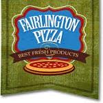 Fairlington Pizza Shop Logo