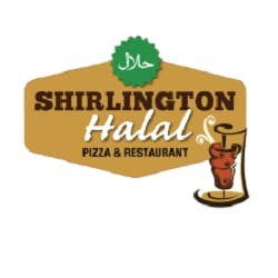 Shirlington Halal Pizza Logo