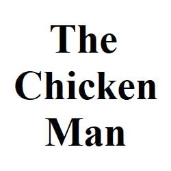 The Chicken Man Logo