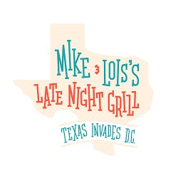 Mike and Lois's Late Night Grill Logo