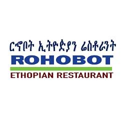 Rohobot Ethiopian Logo