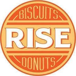 Rise Biscuits Donuts - Nashville Logo