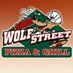 Wolf Street Pizza Logo