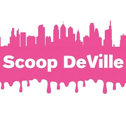 Scoop Deville - The Bourse Logo