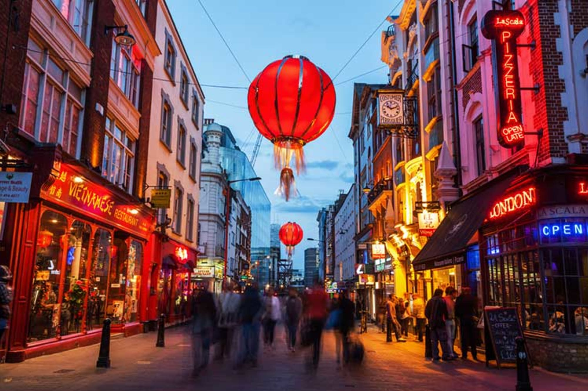 Background Image for Chinese Retailers Entering the UK