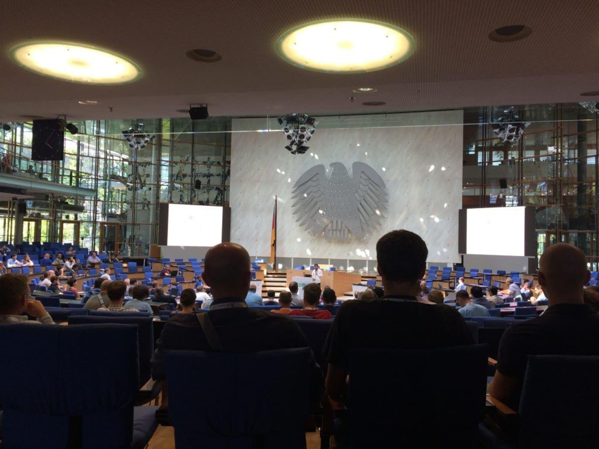 Background Image for FOSS4G 2016 – Bonn