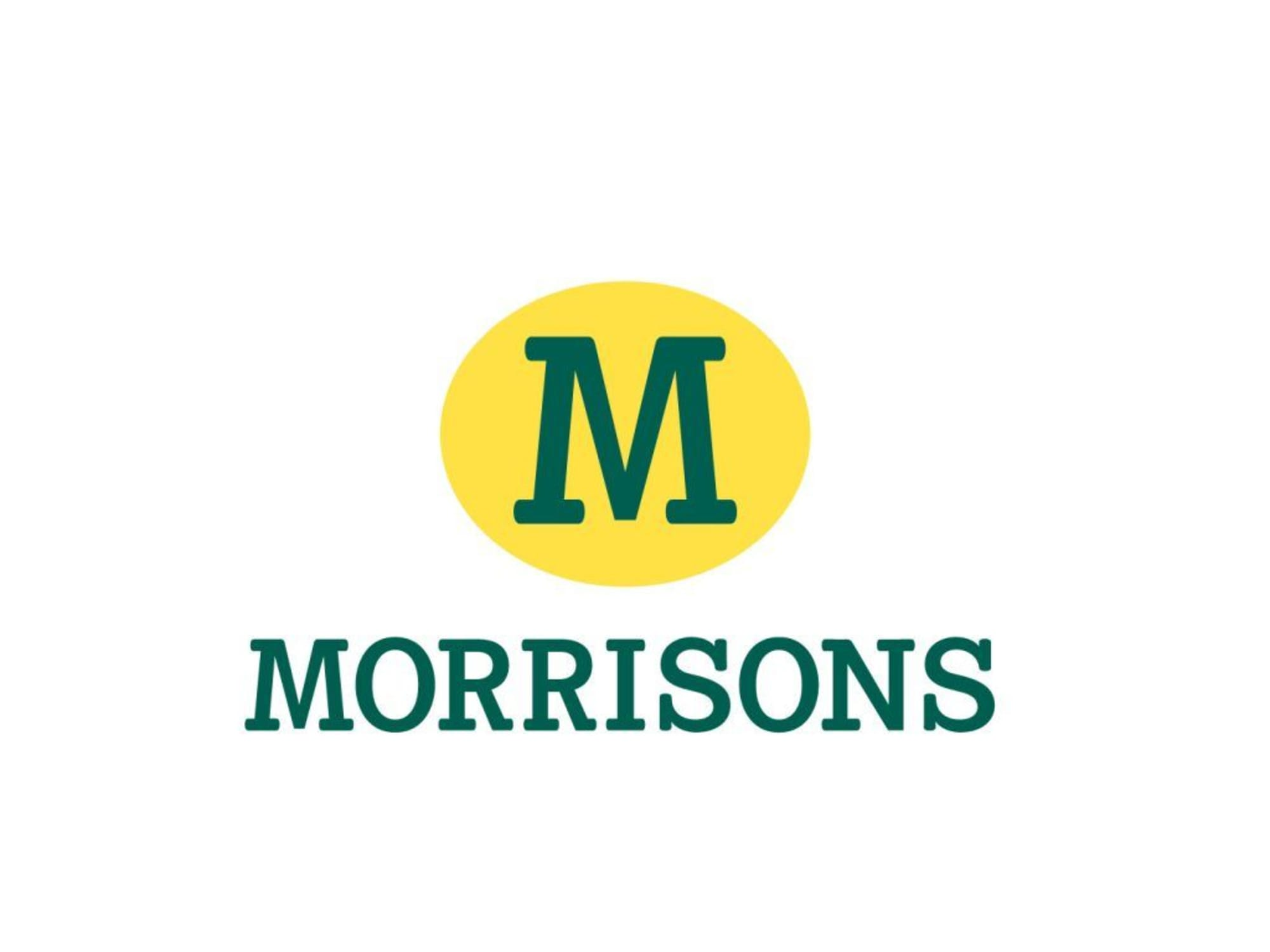 Background Image for Food is the Focus and the new Warehouse style Morrisons store