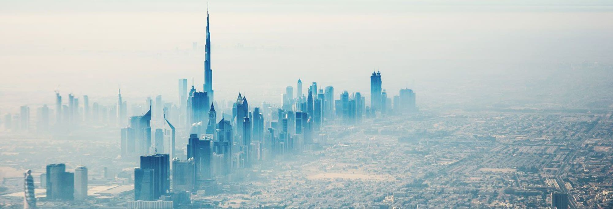 Background Image for Geolytix in Dubai