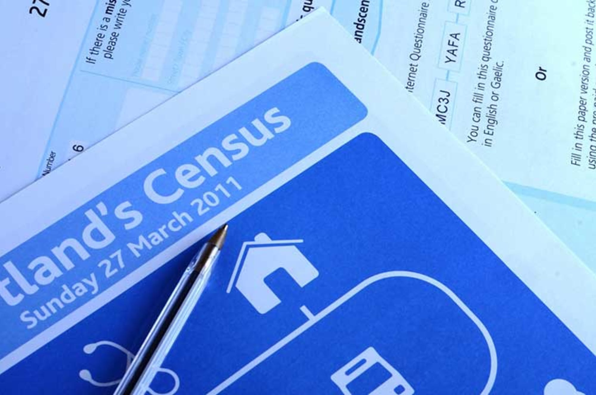 Background Image for UK Open Census Data
