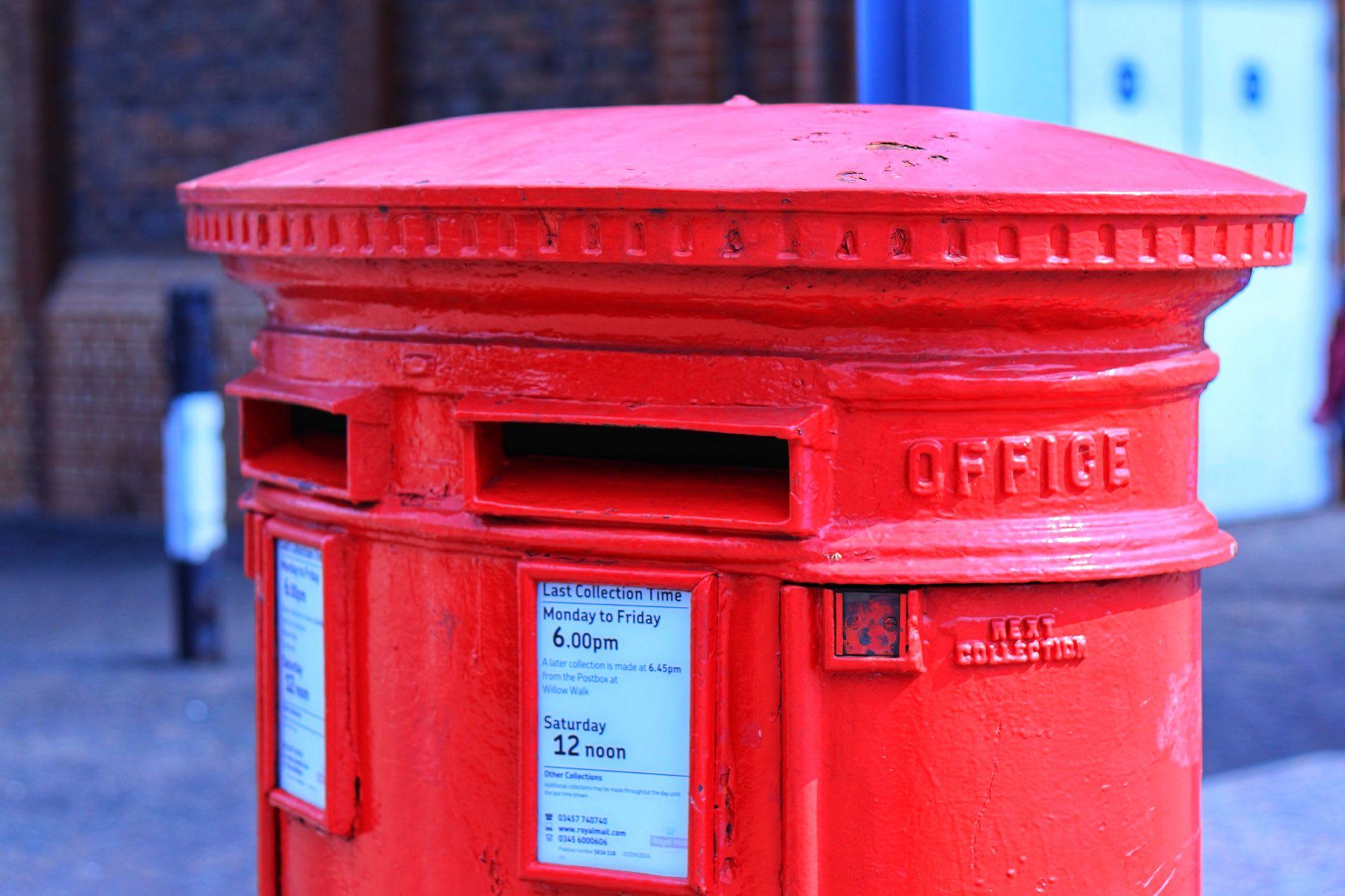 Background Image for Geolytix UK Postal