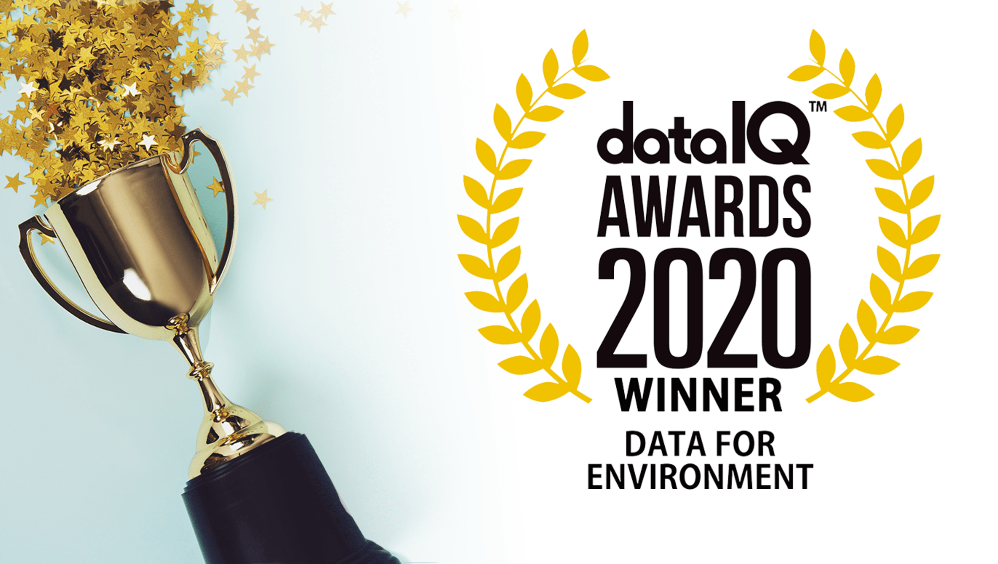 Background Image for Geolytix scoop the 'Data for Environment' top spot at the Data IQ Awards