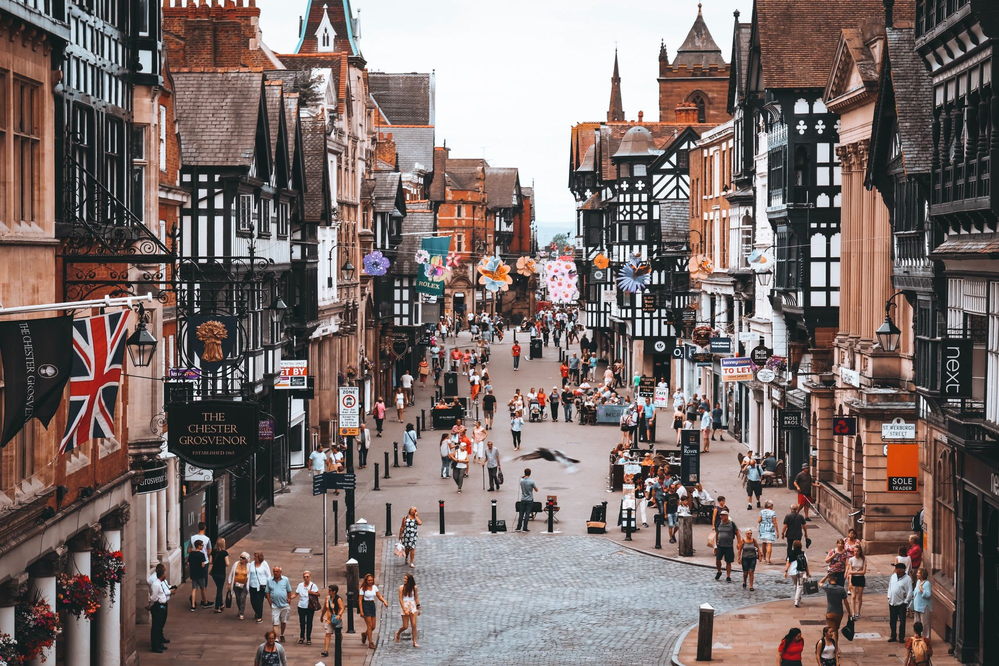 Background Image for Historic England - High Street Heritage Action Zones