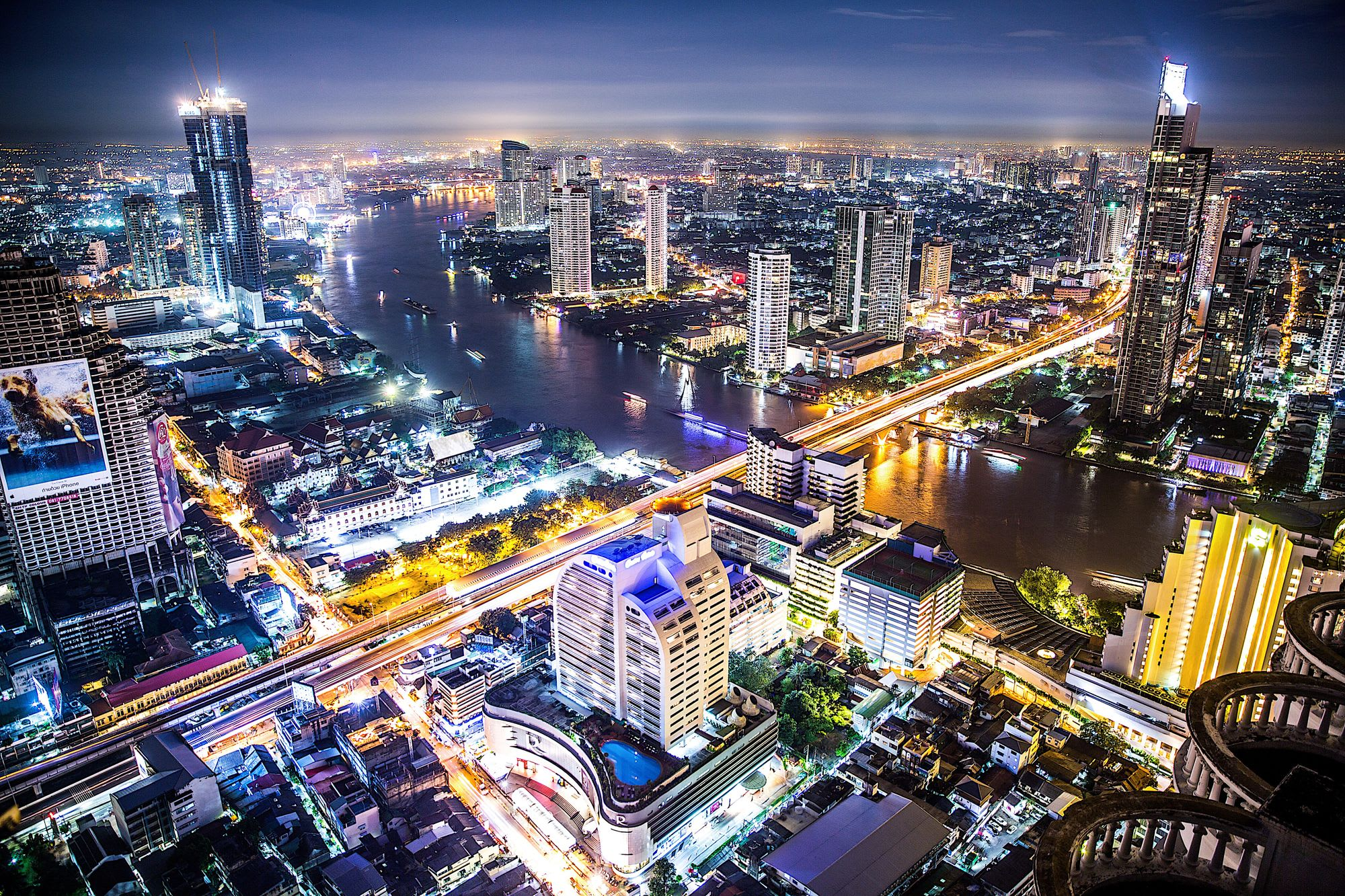 Background Image for Harnessing Mobility Data in Thailand