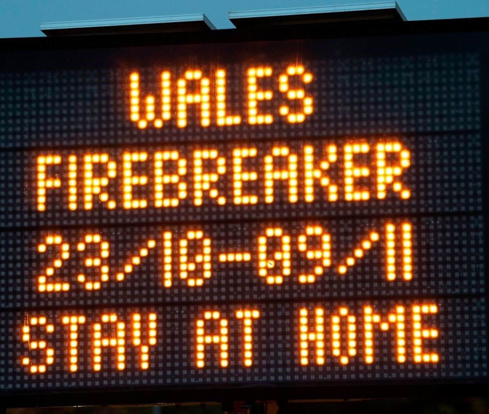 Background Image for The Wales Firebreak