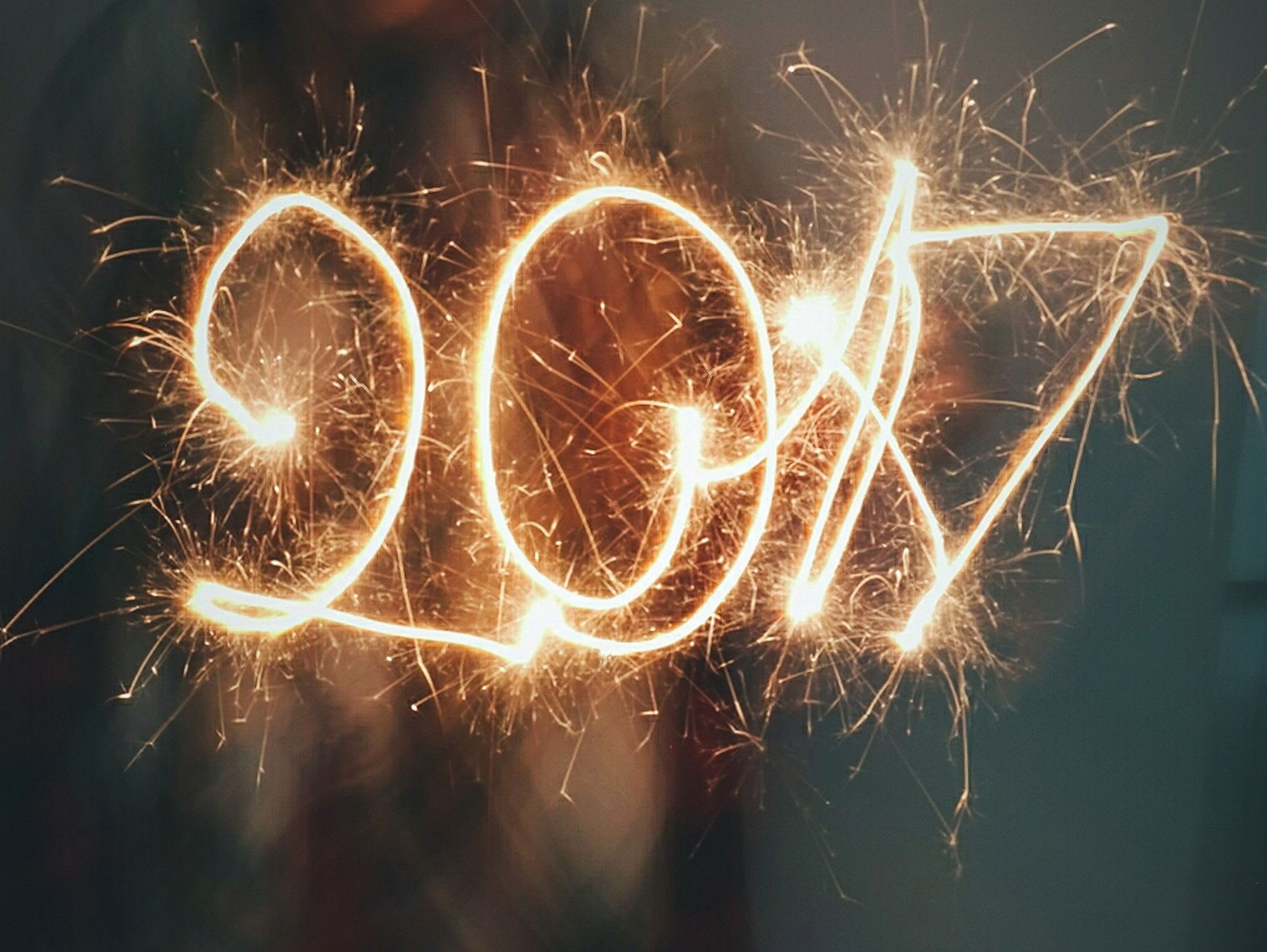 Background Image for Happy New Year!