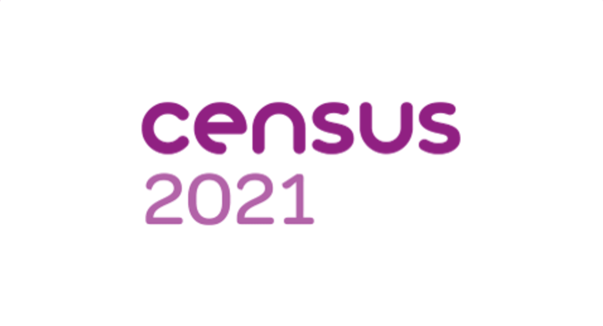 Background Image for Census 2021 - A big day for data